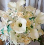 Formal wedding bouquet
