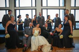 Bridal Party Chill