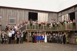 Whole wedding 1